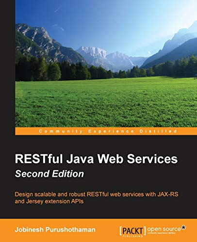 9781784399092: RESTful Java Web Services - Second Edition