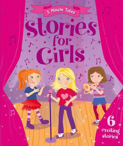 9781784401795: 5 Minute Tales: Stories for Girls