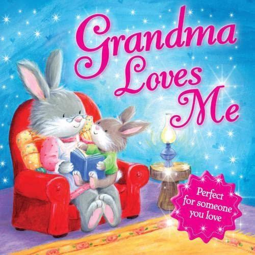 9781784402129: Grandma Loves Me (Igloo Imprint)
