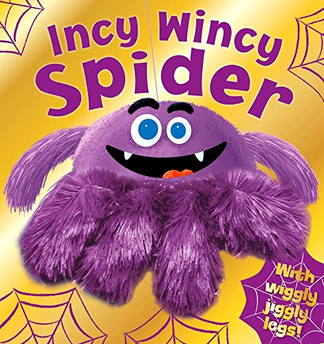 9781784402648: Incy wincy spider: Wiggly Fingers (ENGLISH EDUCATIONAL BOOKS)