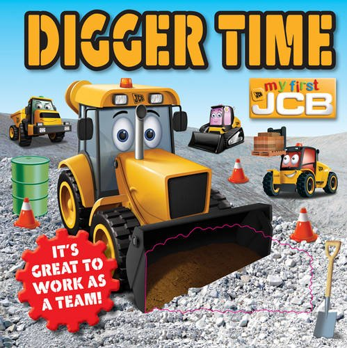 JCB Touch and Feel - A Heavy: Igloo Books