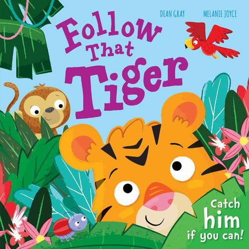 9781784404208: Follow that Tiger (Picture Flats)