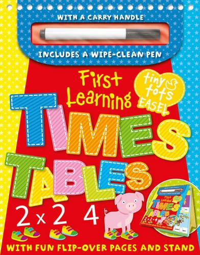 9781784405243: Times Tables (Tiny Tots Easels)