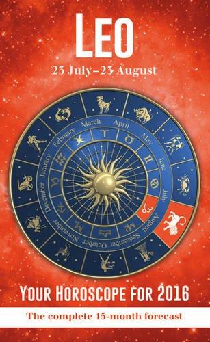 9781784405854: Leo 2015 Horoscopes (2015 Horoscope Books)
