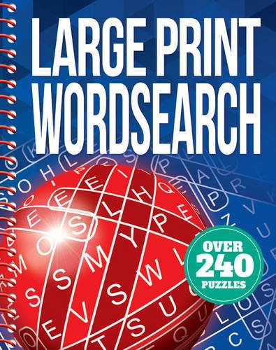9781784408053: Large Print Wordsearch