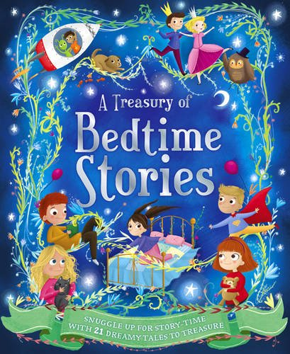 9781784408190: A Treasury of Bedtime Stories