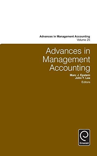 9781784416508: Advances in Management Accounting