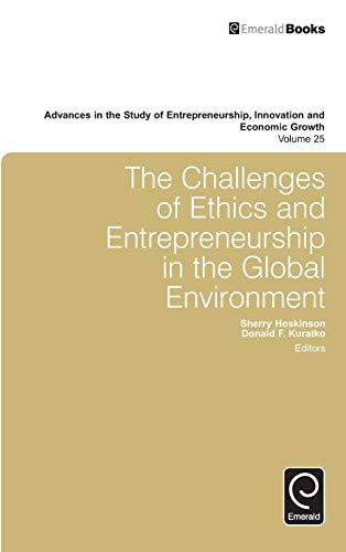 The Challenges Of Ethics And Entrepreneurship In The Global Environment: Hoskinson