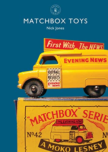 9781784420383: Matchbox Toys (Shire Library)