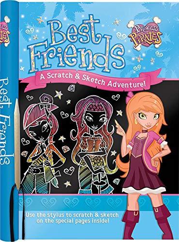 9781784452346: Best Friends Scratch & Sketch (Princess Pirates)