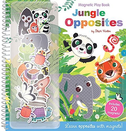 9781784453091: Jungle Opposites (Steph Hinton Magnetics)