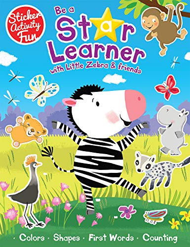 9781784453312: Be a Star Learner with Little Zebra and Friends