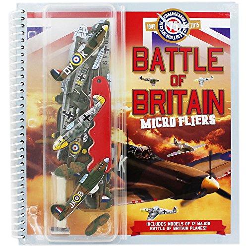 Battle of Britain Micro Fliers: Lambert, Nat