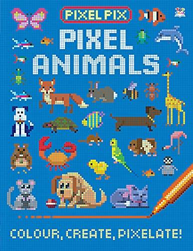 9781784455439: Pixel Animals (Pixel Pix)