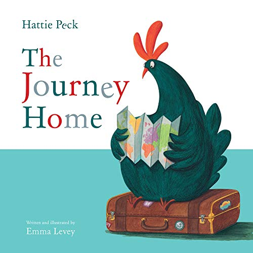 9781784456580: Hattie Peck: The Journey Home (Picture Storybooks)