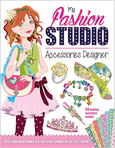 Accessories Designer (My Fashion Studio): Natalie Lambert