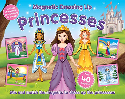 9781784456986: Magnetic Dressing Up Princesses