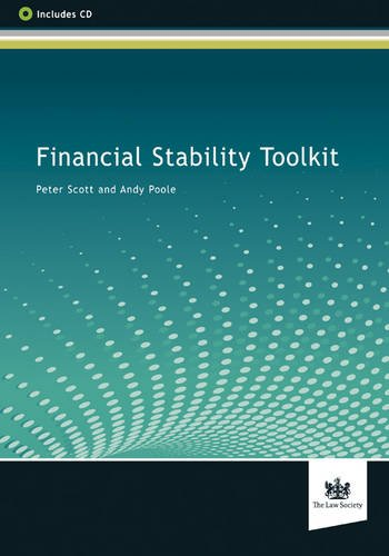 Financial Stability Toolkit (Paperback): Peter Scott, Andy Poole