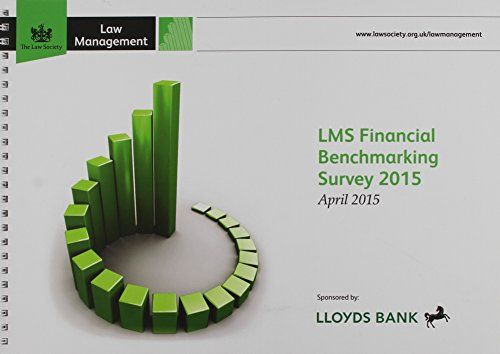LMS Financial Benchmarking Survey 2014: The Law Society