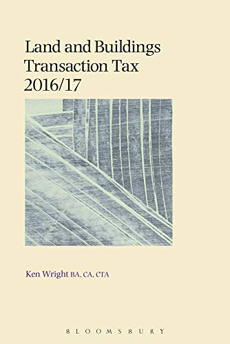 9781784513658: Land and Buildings Transaction Tax 2016/17