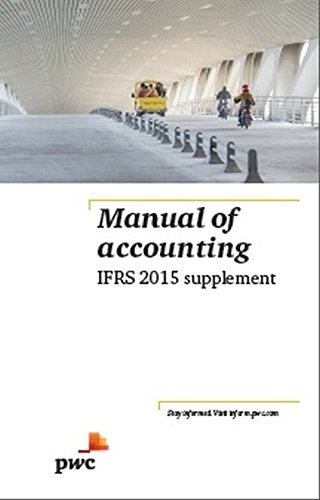 Manual of Accounting IFRS 2015 Supplement: PwC