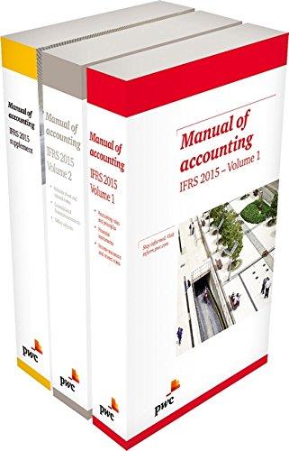 9781784515614: Manual of Accounting IFRS 2016
