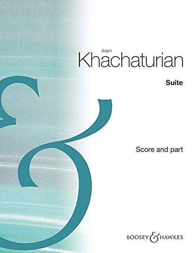 Suite: Viola and Piano: Khachaturian, Aram