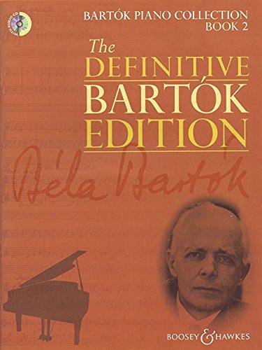 9781784541934: The Definitive Bartok Edition - Bartok Piano Collection Book 2