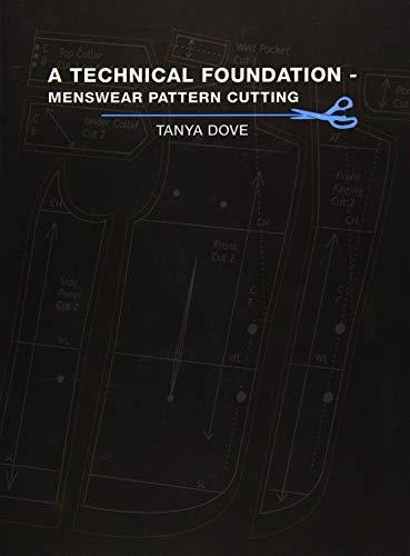 9781784551230: A Technical Foundation - Menswear Pattern Cutting