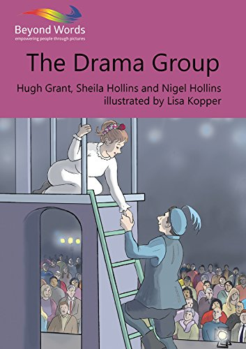 9781784580384: The Drama Group (Books Beyond Words)