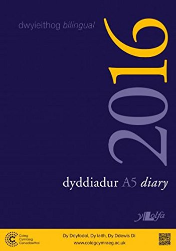 9781784611767: Dyddiadur Addysg A5 2016 Academic Diary
