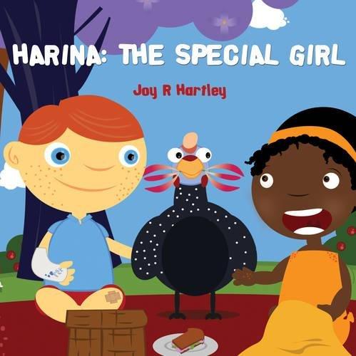 9781784620608: Harina: the Special Girl (Tales of Harina)