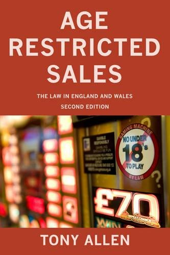 9781784624194: Age Restricted Sales