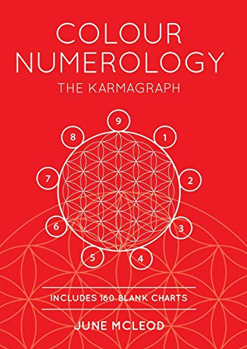 Colour Numerology: The Karmagraph: June McLeod
