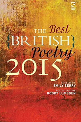9781784630300: Best British Poetry 2015