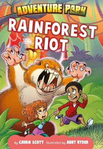 9781784643430: Rainforest Riot (Adventure Park)