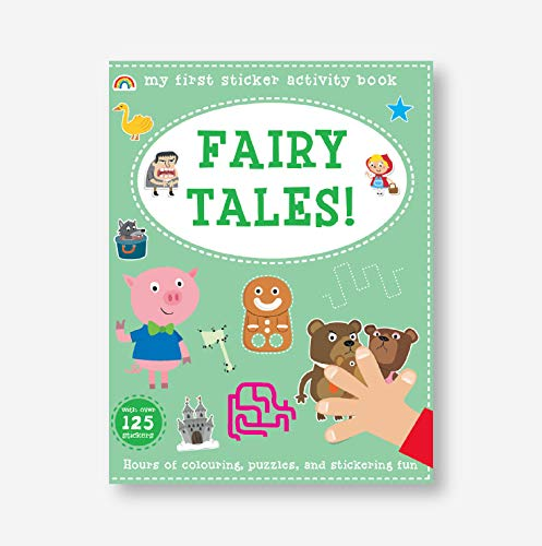 9781784680312: My First Sticker Activity Book - Fairy Tales!