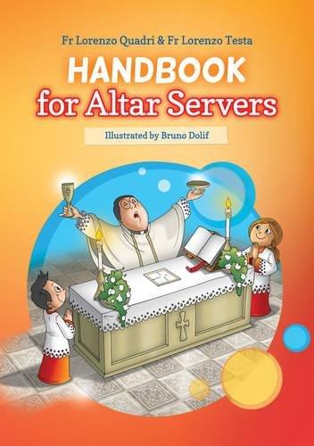 9781784690557: Handbook for Altar Servers