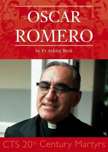 9781784690595: Oscar Romero: Martyr for Faith