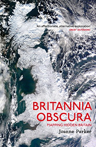 9781784700003: Britannia Obscura: Mapping Hidden Britain