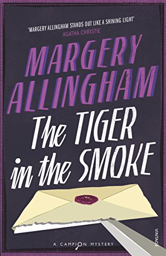 9781784701598: The Tiger in the Smoke (Vintage Heroes & Villians)
