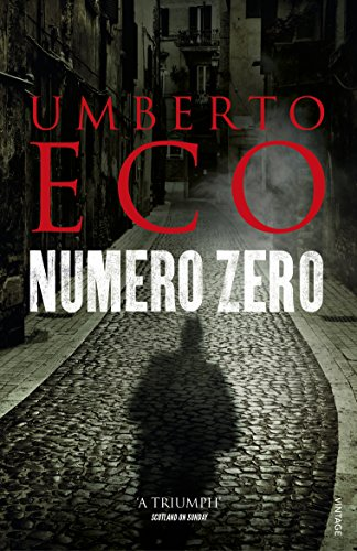 9781784701833: Numero Zero (Vintage Books)