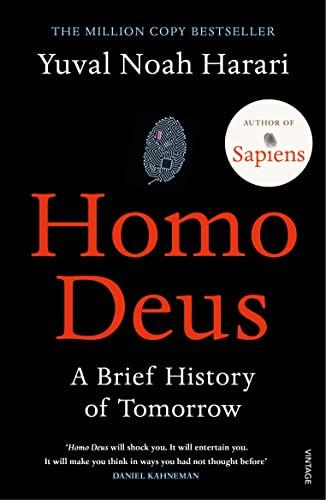 9781784703936: Homo deus: A Brief History of Tomorrow