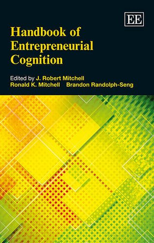 9781784710217: Handbook of Entrepreneurial Cognition (Research Handbooks in Business and Management series)