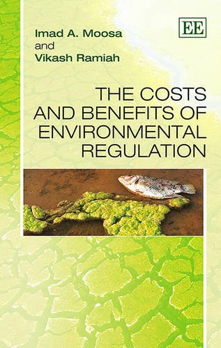 9781784712112: The Costs and Benefits of Environmental Regulation