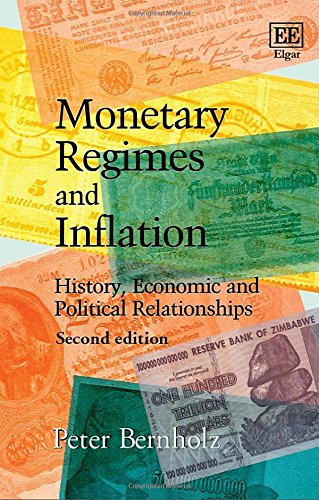 9781784717629: Monetary Regimes and Inflation: History, Economic and Political Relationships