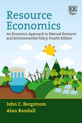 Resource Economics: An Economic Approach to Natural: John C. Bergstrom,