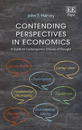 9781784719487: Contending Perspectives in Economics: A Guide to Contemporary Schools of Thought