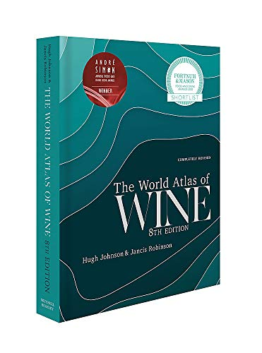 9781784724030: World Atlas Of Wine - 8th Edition