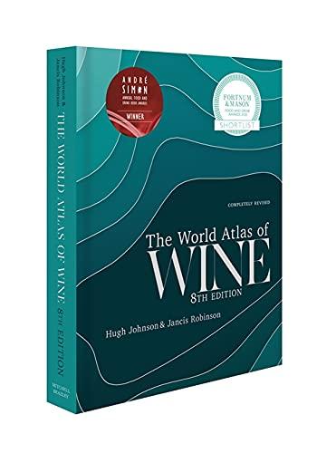 9781784724030: World Atlas of Wine: 8th edition